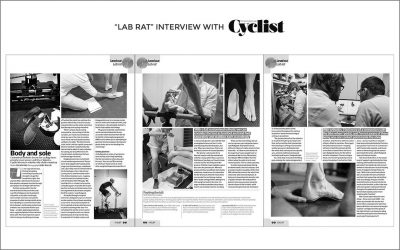 Lab-Rat Interview with Cyclist Magazine (2015)