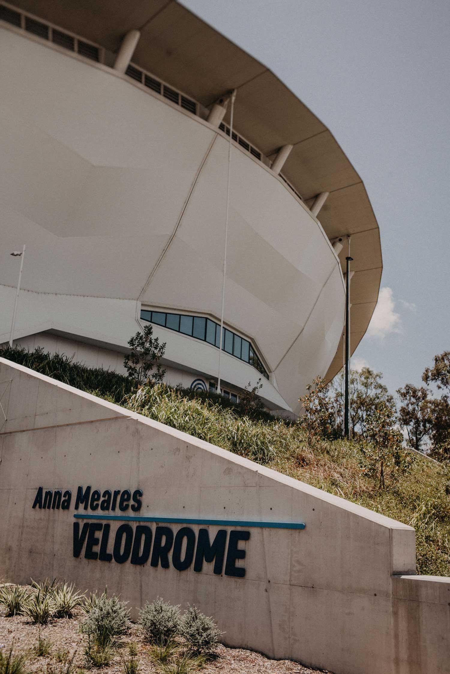 Anna Meares Velodrome in Brisbane, Australia