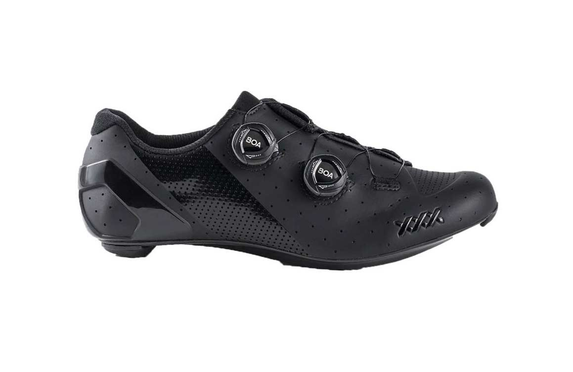 Bontrager XXX 2018 cycling road shoe lateral view
