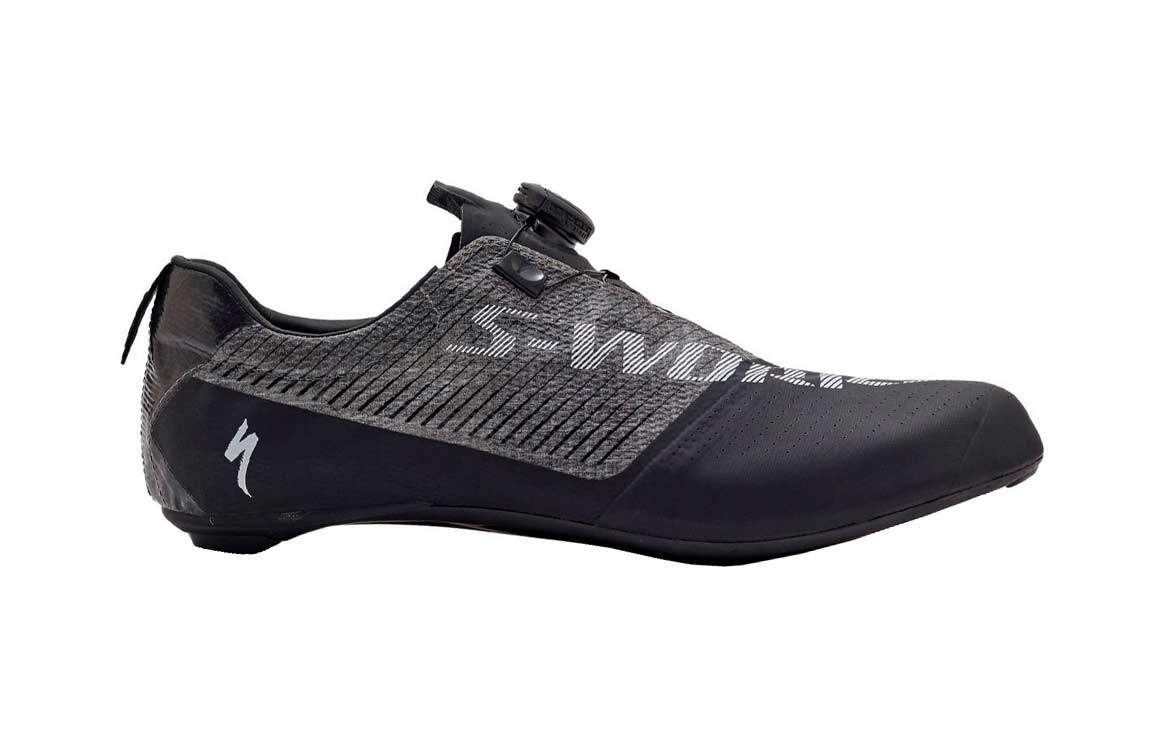 S-Works Exos Road Cycling Shoe medial view